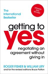 Getting to Yes: Negotiating an agreement without giving in - фото обкладинки книги