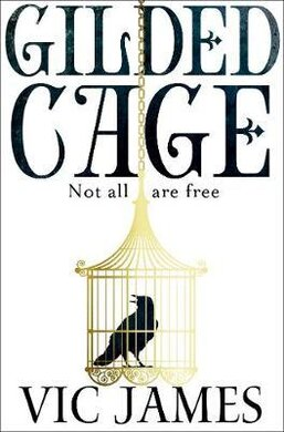 Gilded Cage - фото книги