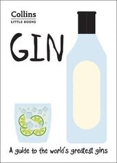 Gin : A Guide to the World's Greatest Gins - фото обкладинки книги