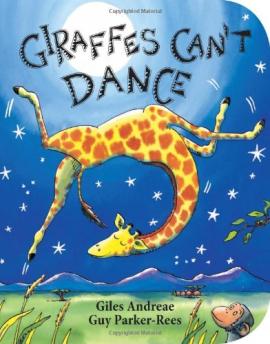 Giraffes Can't Dance - фото книги