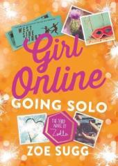 Girl Online: Going Solo - фото обкладинки книги