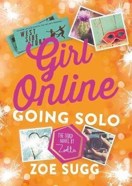 Girl Online: Going Solo - фото книги
