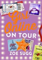 Girl Online: On Tour - фото обкладинки книги