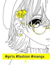 #girls#fashion#manga - фото обкладинки книги