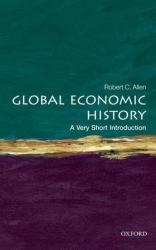 Global Economic History: A Very Short Introduction - фото обкладинки книги