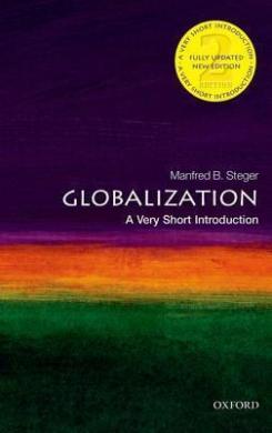 Globalization: A Very Short Introduction - фото книги