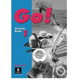 Go! Activity Book 1 - фото книги
