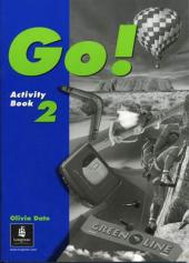 Go! Activity Book 2 - фото обкладинки книги