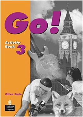 Go! Activity Book Level 3 - фото книги