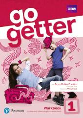 Go Getter 1 Workbook with ExtraOnlinePractice - фото обкладинки книги