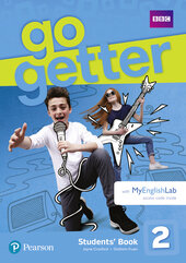 Go Getter 2 Student's Book with MyEnglishLab - фото обкладинки книги