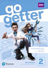 Go Getter 2 Workbook with ExtraOnlinePractice - фото обкладинки книги