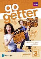 Go Getter 3 Workbook with ExtraOnlinePractice - фото обкладинки книги