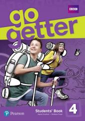 Go Getter 4 Student's Book - фото обкладинки книги