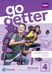 Go Getter 4 Workbook with ExtraOnlinePractice - фото обкладинки книги