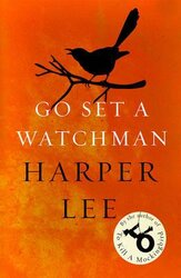 Go Set a Watchman - фото обкладинки книги