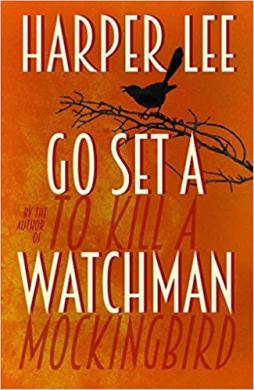 Go Set A Watchman (UK Edition) - фото книги