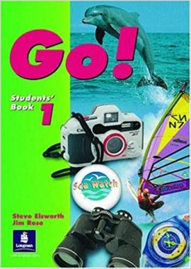 Go! Students' Book Level 1 - фото книги