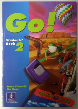 Go! Students' Book Level 2 - фото книги