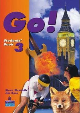 Go! Students' Book Level 3 - фото книги