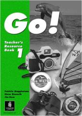 Go! Teachers' Book Level 1 - фото обкладинки книги