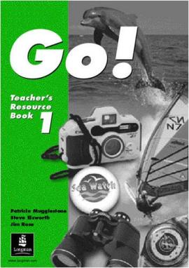 Go! Teachers' Book Level 1 - фото книги