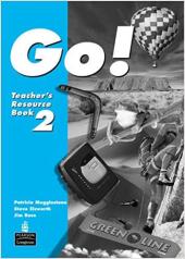 Go! Teachers' Book Level 2 - фото обкладинки книги