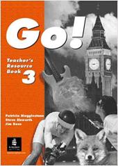 Go! Teachers' Book Level 3 - фото обкладинки книги