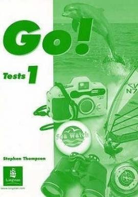 Go! Tests Level 1 - фото книги