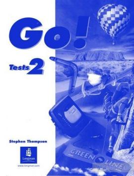 Go! Tests Level 2 - фото книги