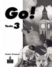 Go! Tests Level 3 - фото обкладинки книги