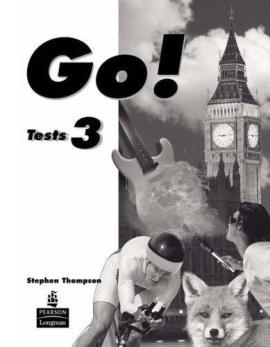 Go! Tests Level 3 - фото книги