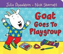 Книга Goat Goes to Playgroup