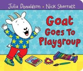 Книга Goat Goes to Playgroup
