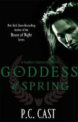 Goddess Of Spring : Number 2 in series - фото обкладинки книги