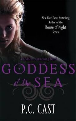 Goddess Of The Sea : Number 1 in series - фото книги