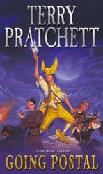 Going Postal (Discworld Novel 33) - фото обкладинки книги