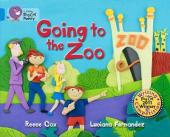 Going to the Zoo - фото обкладинки книги