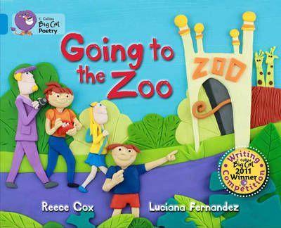Книга Going to the Zoo