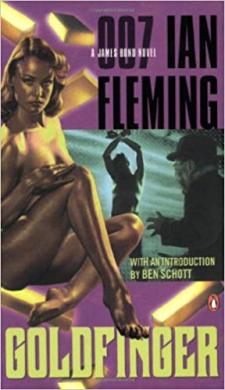 Книга Goldfinger