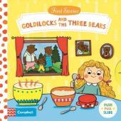 Goldilocks and the Three Bears - фото обкладинки книги