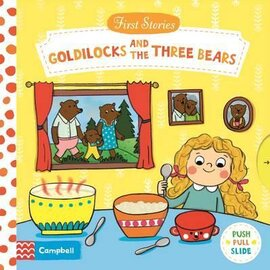 Goldilocks and the Three Bears - фото книги