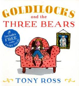 Goldilocks and the Three Bears (My Favourite Fairy Tales Board Book) - фото книги