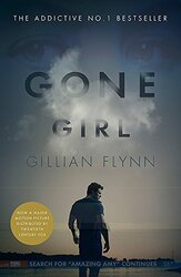 Gone Girl - фото обкладинки книги