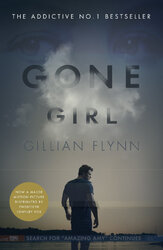 Gone Girl (Film Tie-In) - фото обкладинки книги