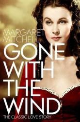 Gone with the Wind - фото обкладинки книги