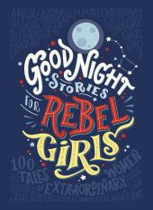 Good Night Stories for Rebel Girls - фото обкладинки книги