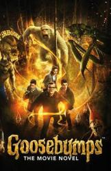 Goosebumps. The Movie Novel - фото обкладинки книги