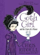 Goth Girl and the Ghost of a Mouse - фото обкладинки книги