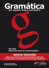 Gramatica de espanol lengua extranjera (new edition 2011) - фото обкладинки книги